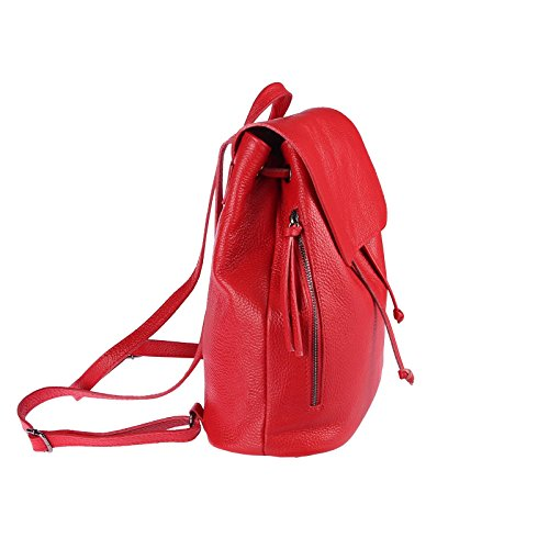 OBC Only-Beautiful-Couture, Borsa a zainetto donna Giallo Gelb ca.: 35x30x12 cm (BxHxT) Rot