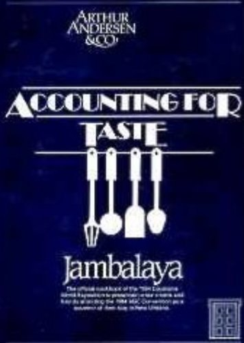 Jambalaya: The Official Cookbook of the Louisiana World Exposition by Junior League of New Orleans (1983) Hardcover