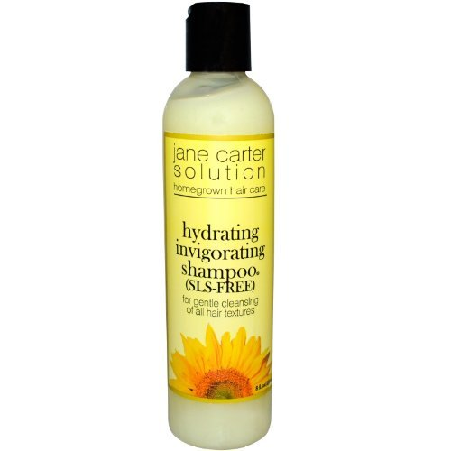 Jane Carter Hydrating Invigorating Shampoo SLS-Free 8oz