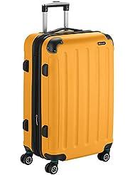 Shaik 7204132 Trolley Koffer, 120 Liter, Gold