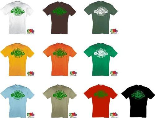 world-of-shirt Herren T-Shirt How I met your Mother Mac Larens Pub Khaki