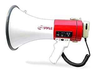 Pyle Mégaphone professionnel 50 W