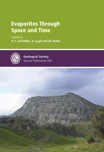 Evaporites Through Space and Time (Geological Society Special Publication, Band 285)
