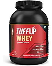 Tuff Up 100% Whey Protein - 2 kg (Chocolate)