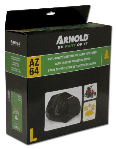 Arnold 2024-U1-0003 Abdeckplane für Rasentraktor, Größe L