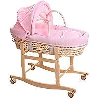qffl tilan babykorb tragbarer strohrahmen schlafkorb baby aus dem korb auto babywiege bett verlngern baby schlafkorb