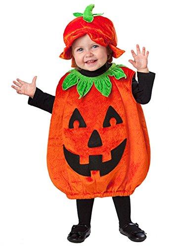 Baby-Größe Halloween-Kürbis-Kostüm (Cutie Kostümen)