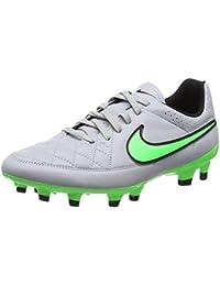 Nike JR Tiempo Natural IV LTR TF 509084 001 Jungen FUßBALL Schuhe