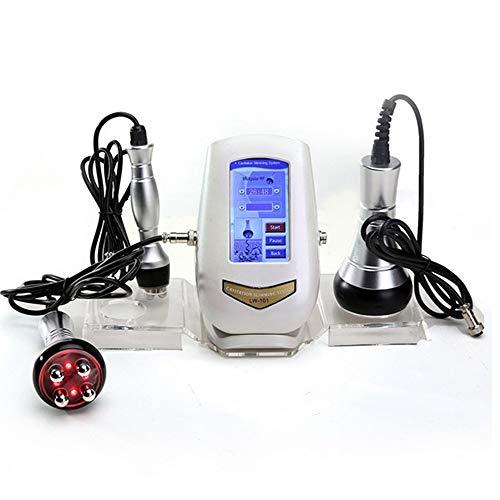 3 in1 grasa cavitación máquina productos de belleza cuerpo delgado portable multi-función grasa, rejuvenecimiento de la piel, lifting facial