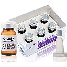 Antiarrugas facial Piel Grasa. Serum vitamina C, Acido Hialuronico y Retinol. Un Serum