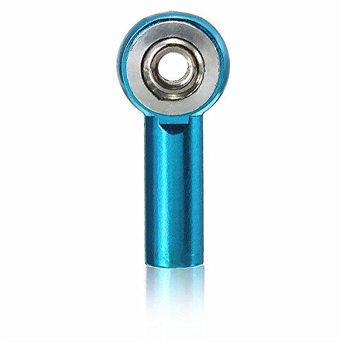 KUNSE M3 Aluminio Enlace Barra Extremo Rótula Coche