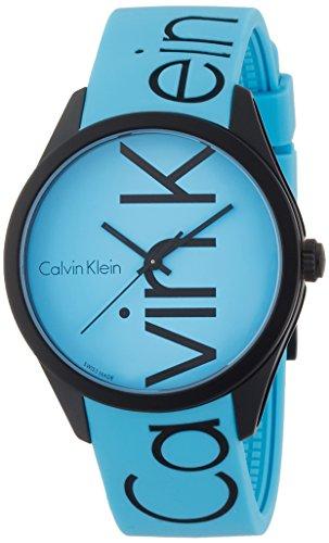 Calvin Klein Color K5E51TVN Montre Unisexe Fabriqué en Suisse