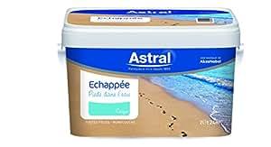 ASTRAL 5214491 Echappée pieds dans l'eau 2 L Crique
