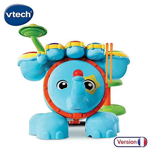 VTech – 196705 – Jungle Rock – Akku Elefant,französische Version