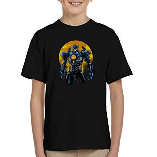 Cloud City 7 Pacific Rim Titan Avenger Kid's T-Shirt