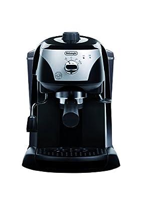 De'Longhi Traditional Pump Espresso Coffee Machine ECC221.B (Certified Refurbished) from De'Longhi