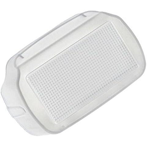 Pixel blanco Difusor de Flash para Canon 600EX-RT Speedlite Difusor