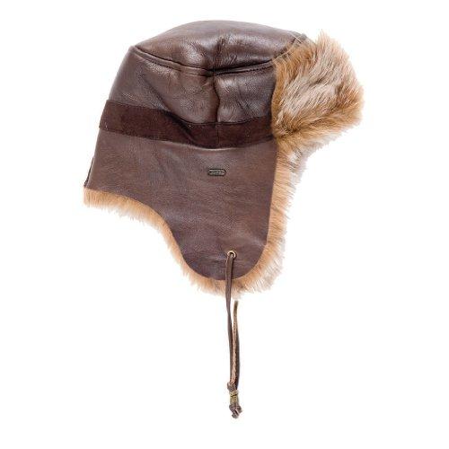 Cygnet Hat Damen Trapper Mütze von EMU Australia in Braun