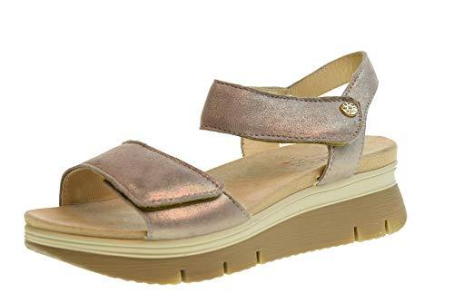 ENVAL 3286577 Sandalo Donna Taupe 36
