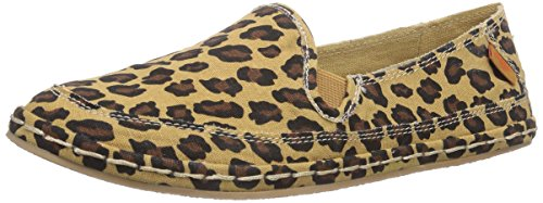 Rocket Dog - WHEELIE, espadrillas da donna, beige (beige (cat-tastic)), 37