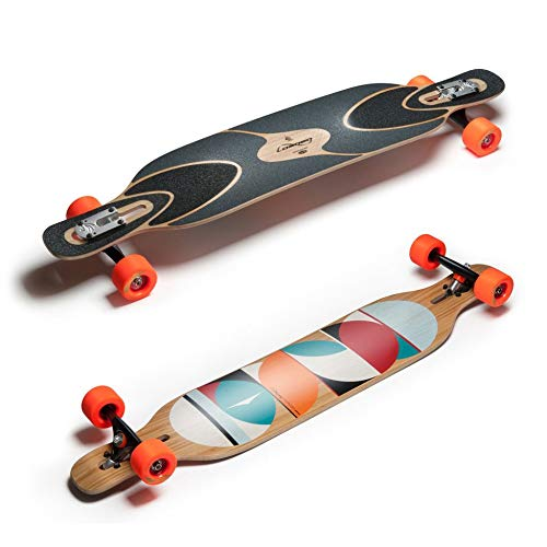 Loaded 2015 Dervish Sama Longboard Complete (Flex 1: 170-250+lbs / 75-114+kg) - 1 Dervish Sama Flex