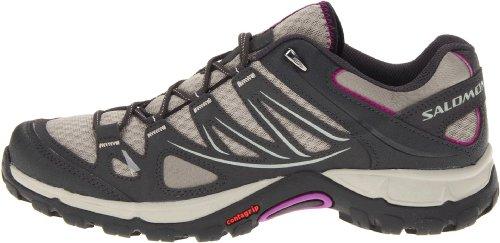 Salomon Ellipse Aero Women's Trail Chaussure De Marche - AW15 Grey