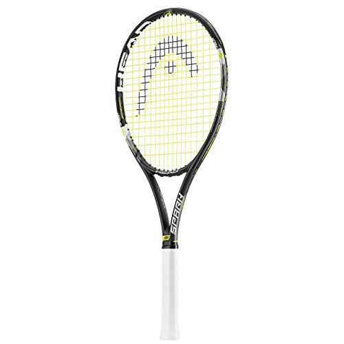 Head MX Spark Tour-Racchetta da Tennis, Grip 3% 2FYellow, Colore: Nero