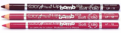 Lip Liner Budget Pack By Color Fever