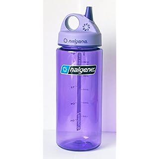 Nalgene 'Everyday Grip-n-Gulp' - 0,6 L, violett, Deckel violett