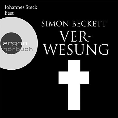 Buchseite und Rezensionen zu 'Verwesung' von Simon Beckett