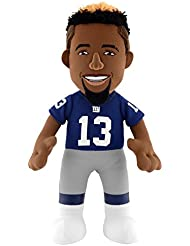 "NFL New York Giants Odell Beckham Plush Figure, 10"", Blue"