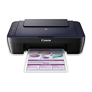 Canon PIXMA E400 Colour Multifunction Inkjet Printer