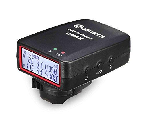 Solmeta GMAX-EOS GPS Receiver for Canon EOS 1DX, EOS 5D Mark III, 5Ds, 5Dsr, 6D(WG), 7D, 80D, 70D, 760D(T6s), 750D(T6i), 700D(T5i), 650D(T4i), 100D(SL1), 1300D(T6), 1200D(T5), M2, M (Mixed-akkus)