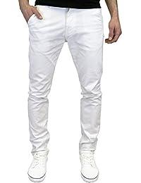 02f6b106a8fe7 Amazon.co.uk  White - Jeans   Men  Clothing