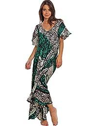 Amazon.it  Ibiza - Multicolore   Vestiti   Donna  Abbigliamento c9b102a640d