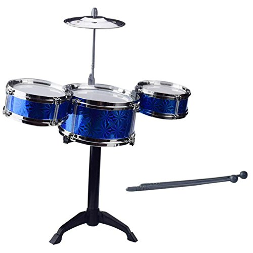 enfants-drum-set-percussion-instruments-de-musique-jouets-ducatifs-jouets-bleu