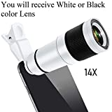 SaleOn™ Mobile Phone Camera Lens, 14X Zoom HD Telephoto Lens Compatible for iPhone