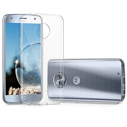 kwmobile Motorola Moto X4 Hülle - Handyhülle für Motorola Moto X4 - Handy Case in Transparent