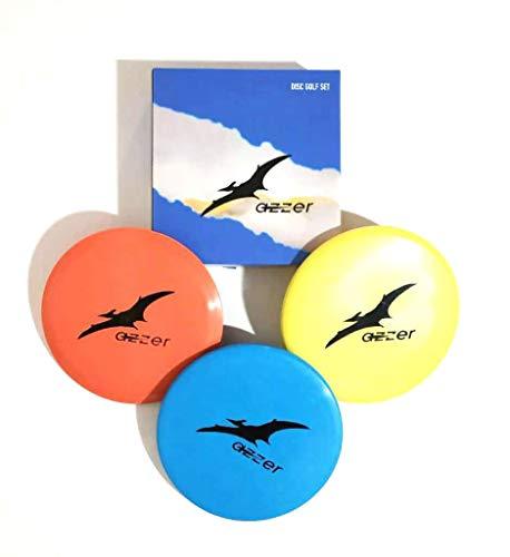 Azzer Disc Golf Set