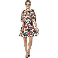 Smiffy's 45953L - Comic-Anzug mit Jacke und Kleid