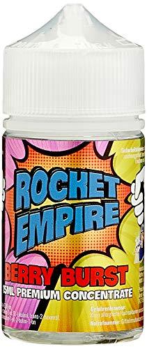 Rocket Girl Rocket Empire - Berry Burst, Shake-and-Vape zum Mischen mit Basisliquid für e-Liquid, Nikotin, 15 ml