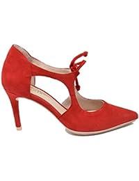 Vexed Zapatos Masculinos Cordones - Color - Beige, Talla Zapatos Mujer - 37