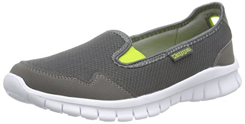 kappa-gomera-footwear-women-mesh-synthetic-damen-geschlossene-ballerinas-grau-1633-grey-lime-40-eu-6