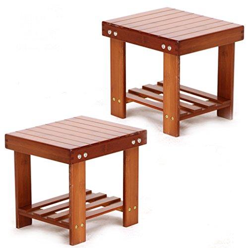 Taburete pequeño madera simple Banco pequeño niños