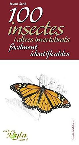 100 insectes i altres invertebrats fàcilment identificables