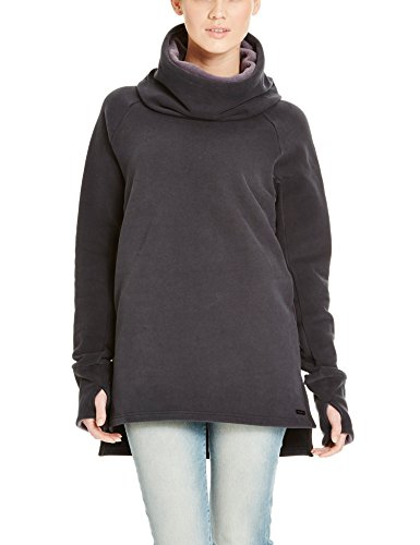 Bench Bend, Felpa Donna, Schwarz (Black BK014), Small