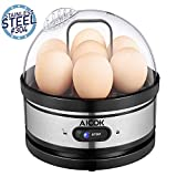 Best Electric Egg Cookers - Egg Boiler, Aicok Electirc Egg Cooker with Heat Review