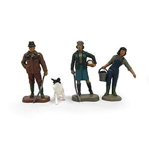 Tomy - 40954 - Figurine - Britains Farmyard - Echelle 1:32