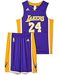 adidas Kinder Trikot Los Angeles Lakers Kit