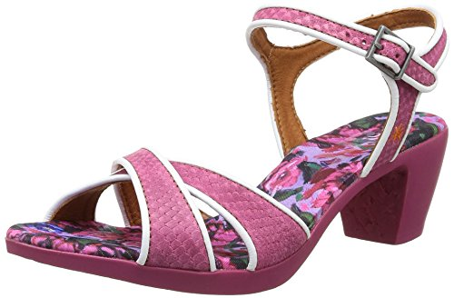 Art Ipanema 727, Damen Pumps  Mehrfarbig Multicolore (Magenta Bone) 36